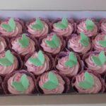 Cupcake decorado Borboletas