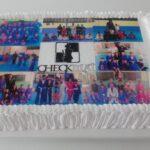 Bolo comemoração equipe infantil Carpaneda CheckMat