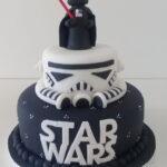 Bolo Star Wars andar