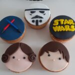 Cupcake decorado Star Wars