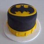 Mini bolo Batman