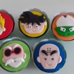 Cupcake decorado Dragon Ball