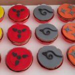 Cupcake decorado Naruto