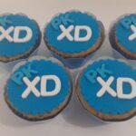 Cupcake decorado pkXD