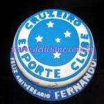 Bolo símbolo Cruzeiro