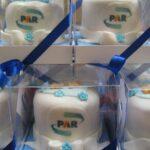 Mini bolos para Dia das Mães empresa PAR