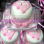 Mini bolo Dia das Mães