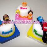 Mini bolo personalizado
