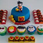 Kit festa Dragon Ball