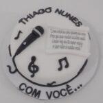 Bolo microfone e letra de música