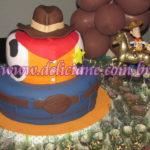 Bolo Cowboy Woody